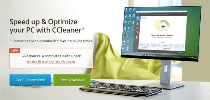 CCleaner Flagged by Defender