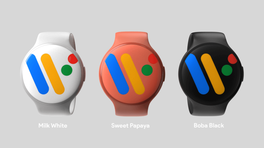 Google Watch 5
