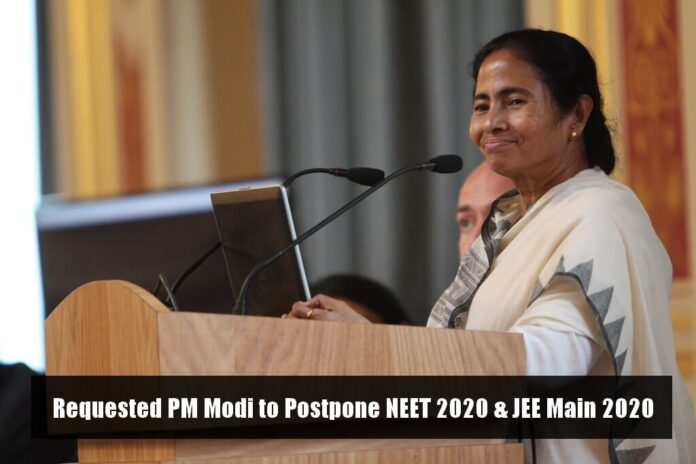 Mamata Banerjee Requested Modi to Postpone Exams