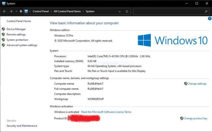 Windows 10 Pro Full Version Download