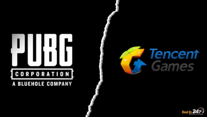 PUBG Corporation Revoked Tencents Publishing Rights